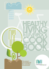 Healthy Living in Liverpool Cook Book
