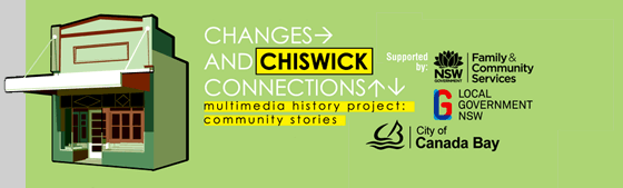 Chiswick Changes and Connections logo